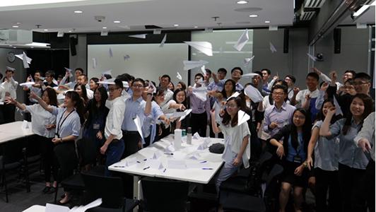 MTR > Summer Internship Programme